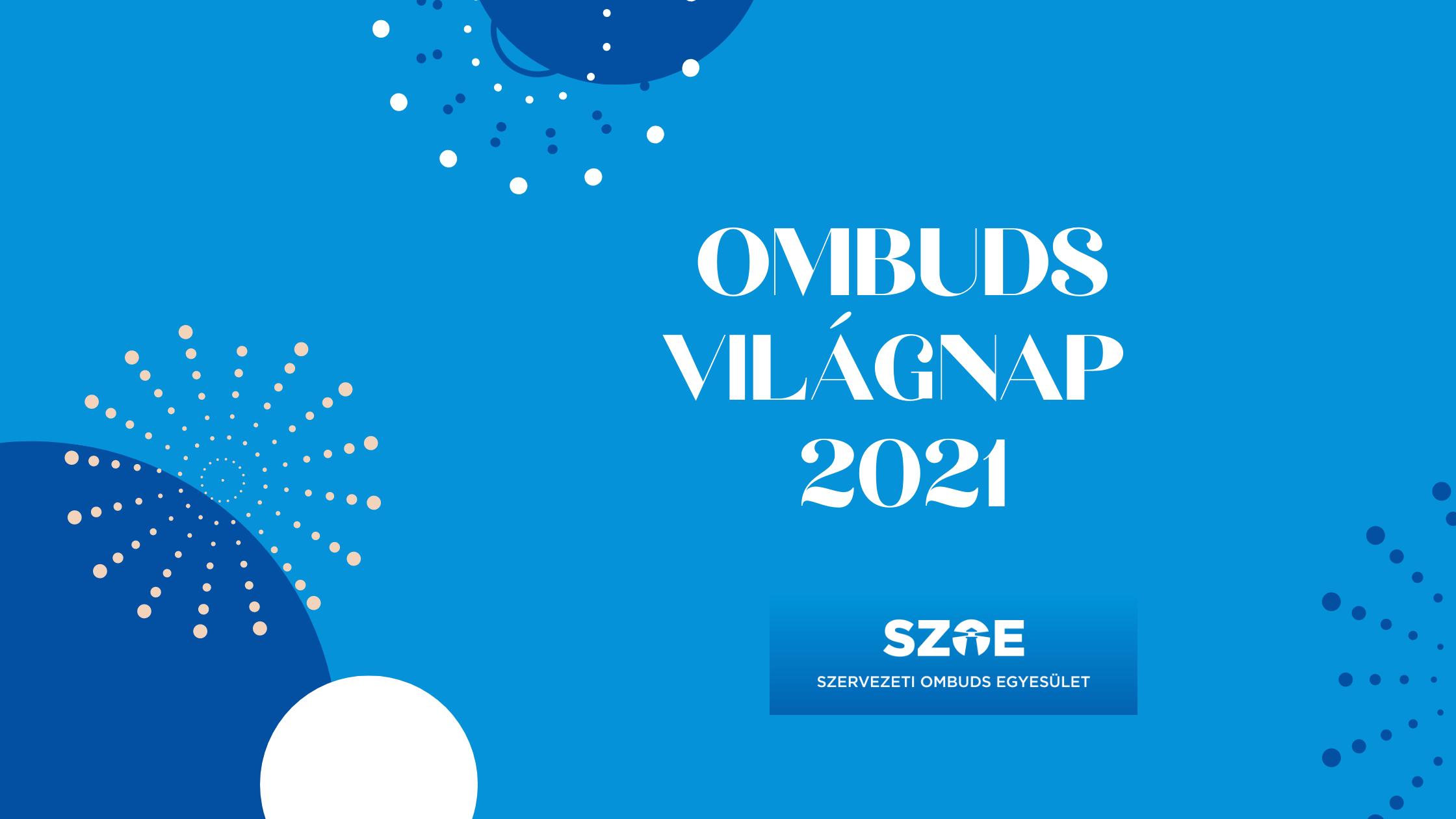 Ombuds Világnap 2021